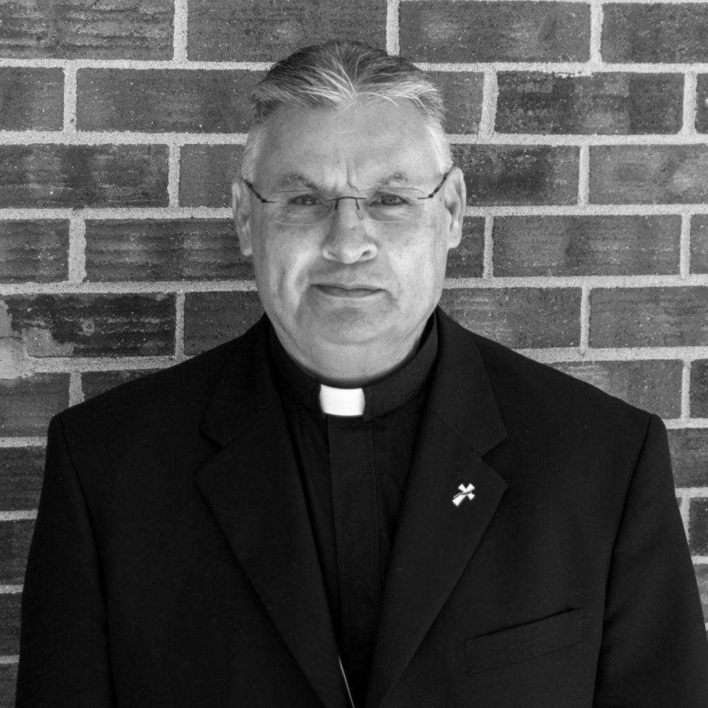 Rev. Mr. Louis Arambula Deacon
