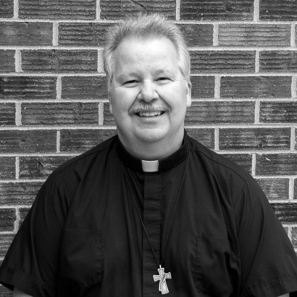 Rev. Mr. Paul Louderman Deacon