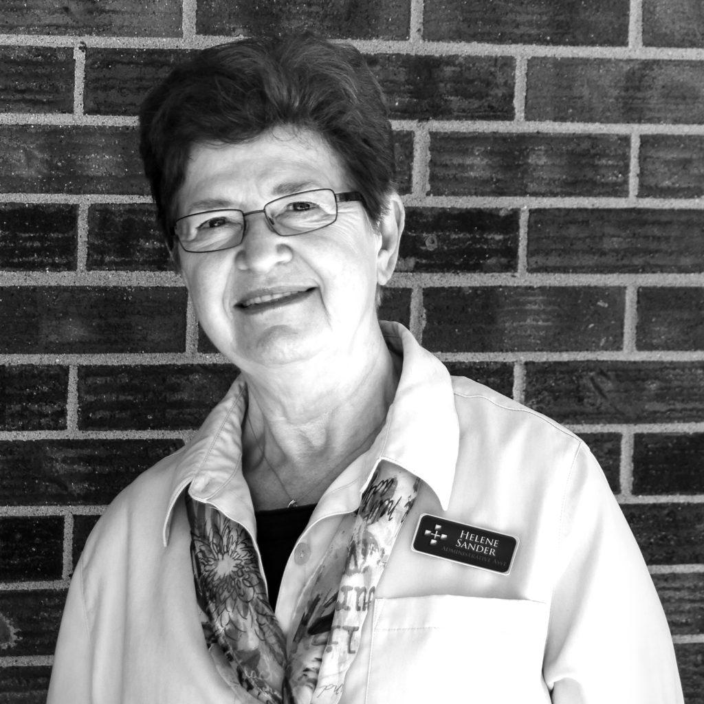 Helene Sander Outreach Assistant