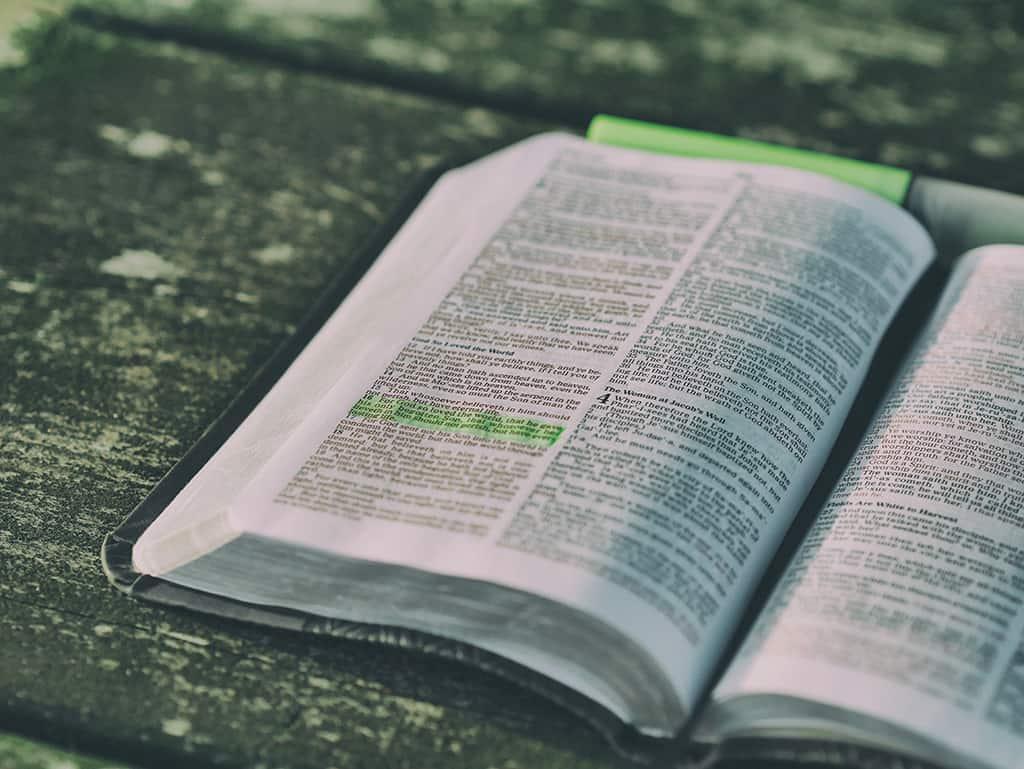 BIBLE STUDY REGISTRATION